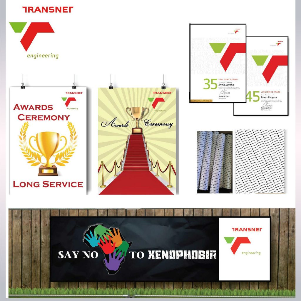 H20- Graphic design corporate identity