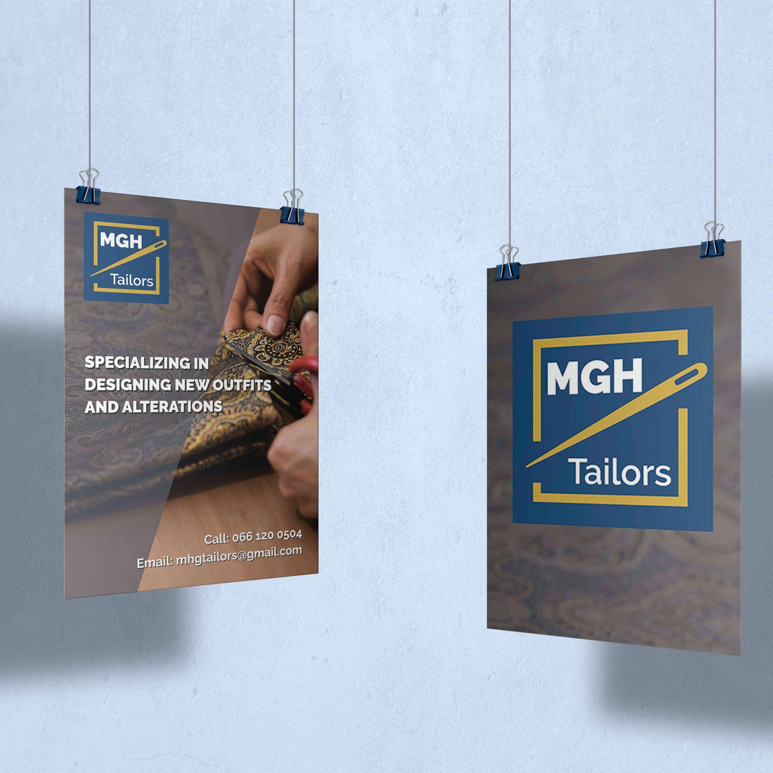 H22- Graphic design corporate identity