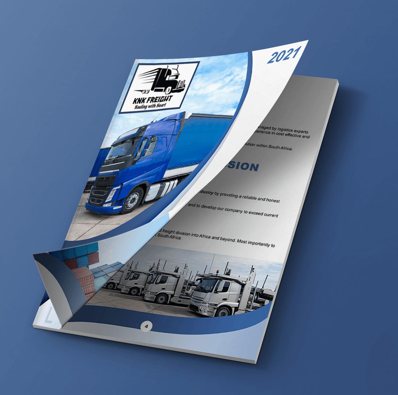 G12- Company profile design
